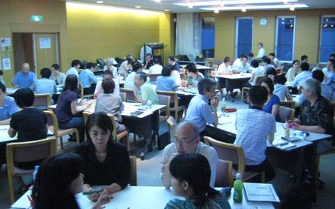 11日開催ワールドカフェ