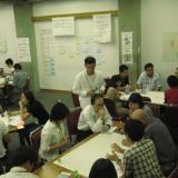 AI&OST体験 ひとづくり・場づくり・まちづくり最前線ワークショップ2009