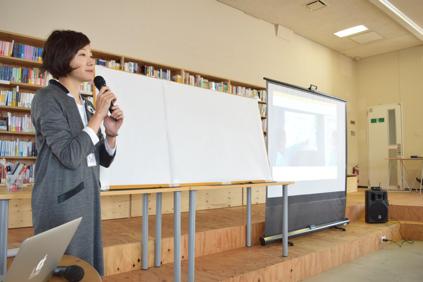 「場づくりカレッジ第3講 場の鏡をつくるファシグラ~情報統合の仕方とプロセスの可視化」開催報告 2016年11月5-6日@Impact Hub Kyoto